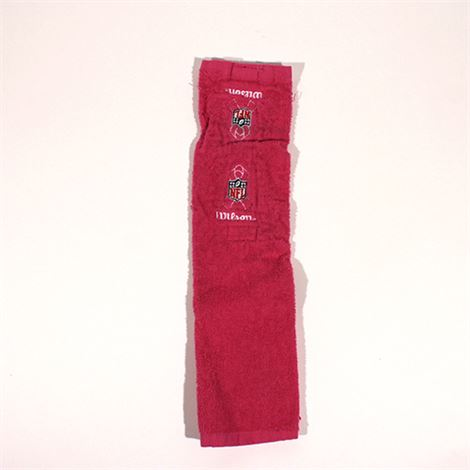 Game-Used Derrick Coleman #40 Towel - SH vs. Redskins