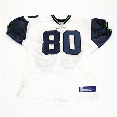 Seattle Seahawks | Auction - Autographed Jerry Rice Jersey SA#3786